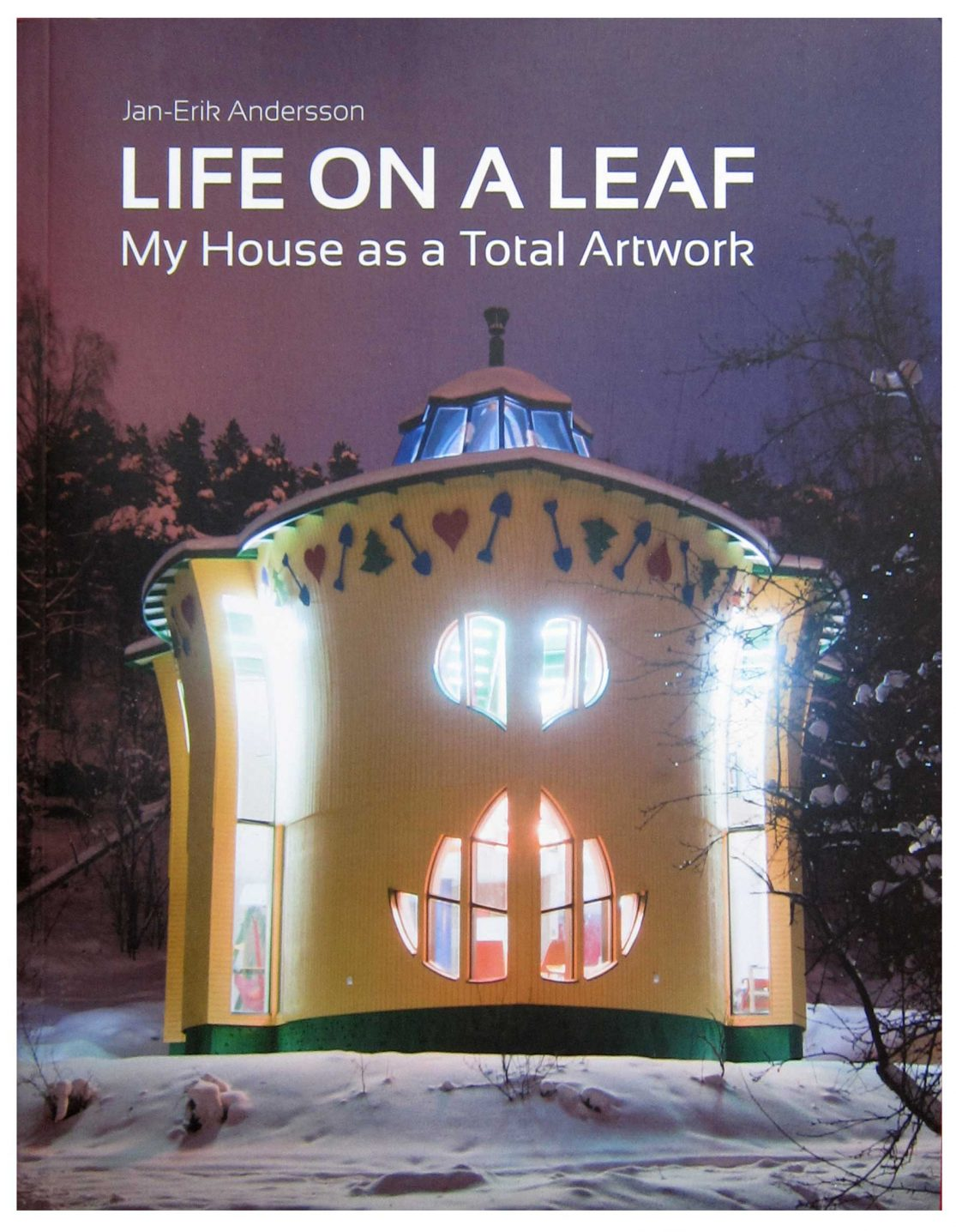 Life on a Leaf book